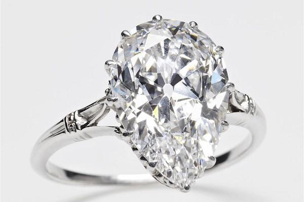 Cullinan Diamond ring